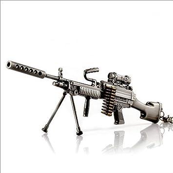 Call Of Duty Cross Fire Mode militar miniatura M249 ...