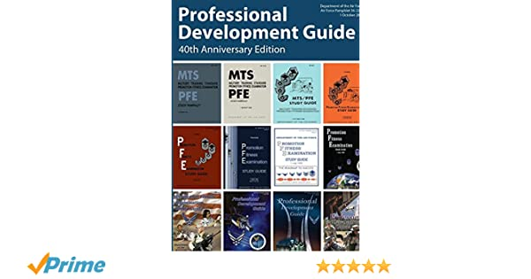 US Air Force Professional Development Guide Book, Pamphlet