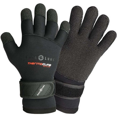 Thermocline Kevlar 5mm Dive Gloves
