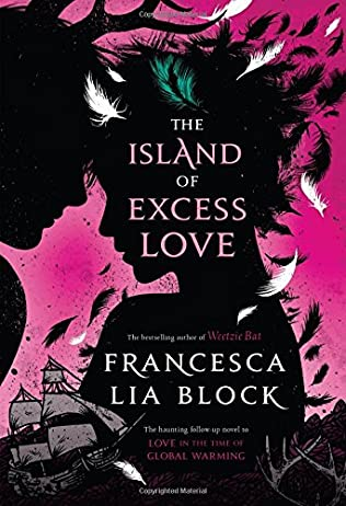 book cover of The Island of Excess Love