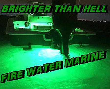 Amazon.com: Firewatermarine Super Delux - Lámpara de techo ...