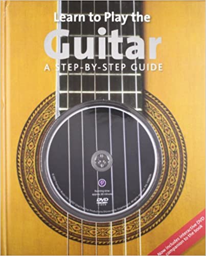 Guitar lesson book in gibson's learn & master guitar course.