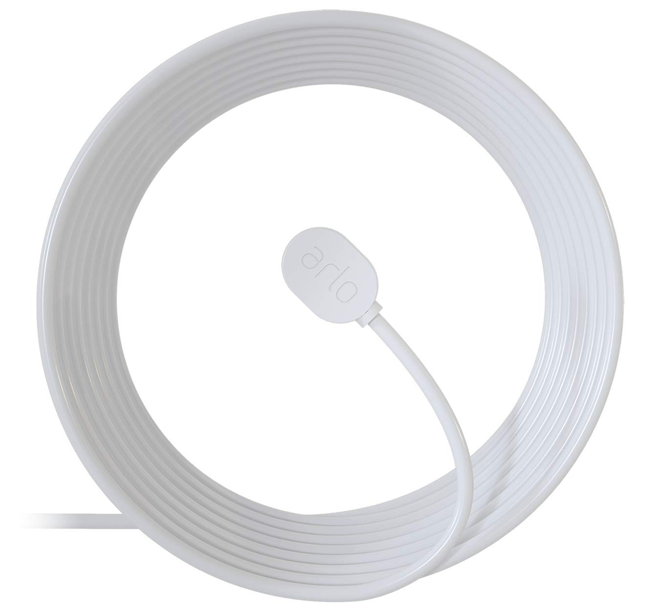 Arlo Accessory - Outdoor Magnetic Charging Cable | 25 ft, Weather Resistant Connector | Compatible with Arlo Ultra Only | (VMA5600C)
