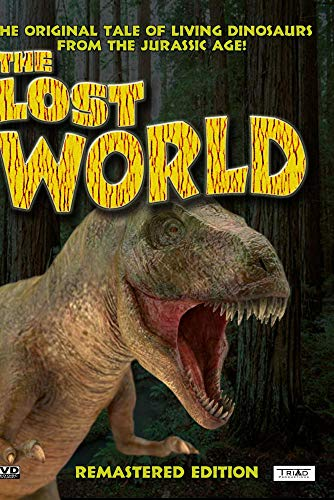 The Lost World (Enhanced Edition) (Jurassic Park Dvd The Lost World)
