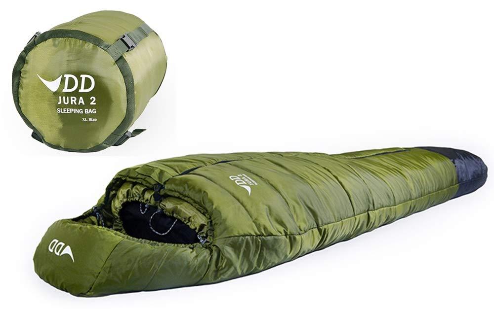 DD Jura 2 - Sleeping Bag スリーピングバッグ 濡れた靴のまま着用できるハンモック用寝袋 B07GVMRW9Y  レギュラー