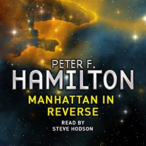 Manhattan in Reverse Audiobook