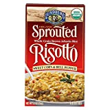 Lundberg Family Farms Organic Sprouted Risotto - Sweet Corn and Bell Pepper - Case of 6-5.5 oz.