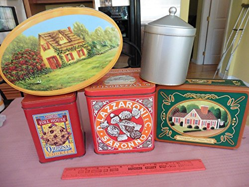 lot-of-5-vntg-tins-saronno-lazzaroni-biscotti-butter-cookies-nestle-toll-house-