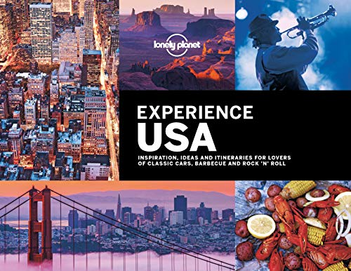 Lonely Planet Experience USA (Travel Guide) (Top Places To Visit In The World)