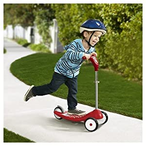 Radio Flyer My 1st Scooter Sport Red