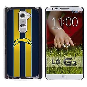 iKiki Tech / Estuche rígido - Rayo equipo - LG G2