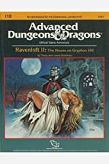 Ravenloft II: The House on Gryphon Hill : Module I10 (Advanced Dungeons and Dragons)