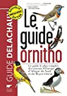 Guide ornitho par Svensson
