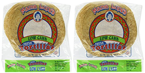 Mama Lupe Low Carb Tortillas Pack of 2 by Mama Lupe (Image #1)