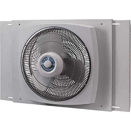 Lasko 16'' Electrically Reversible Window Fan with Storm Guard, 16900G by Lasko