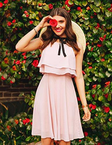 HE05047RD16 Mauve Ever Pretty Vestido para mujer 7HgXH05UnW