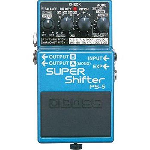 Boss Super Shifter Pedal (Shifter Super)