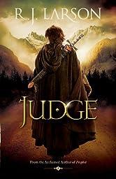 Judge (Books of the Infinite Book #2)