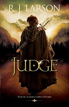 Judge (Books of the Infinite Book #2) by [Larson, R. J.]