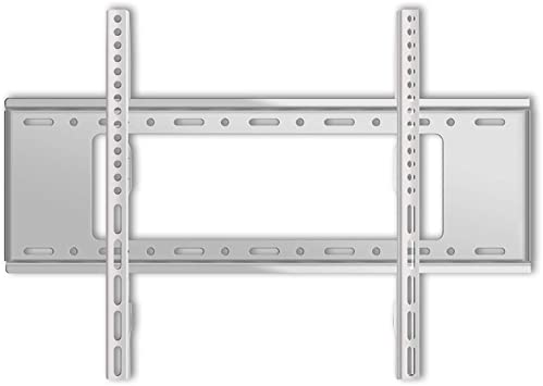 Silver Tv Wall Mount Bracket Vesa For 26 To 55 Led Lcd And Plasma Flat Screen Tv Amazon Ca Home Kitchen