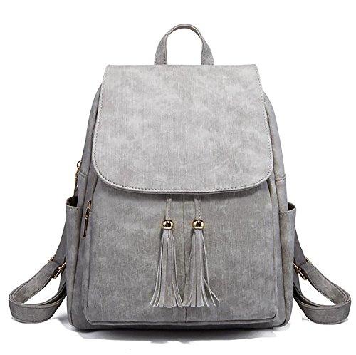 la de Sac en PU cuir des femmes décontracté sac dos 13 sac mode souple à 30cm 27 main à multifonctionnel A5dqwrBd