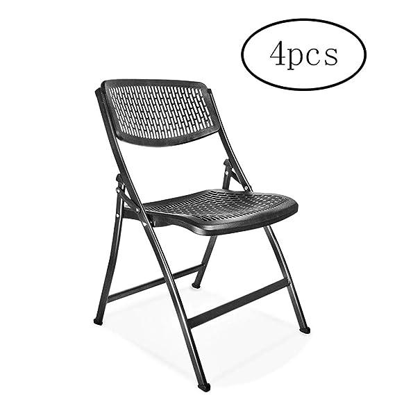 Silla plegable, conferencia silla de oficina silla de ...