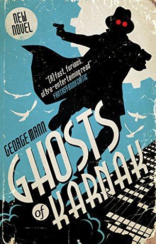 Ghosts of Karnak: A Ghost Novel