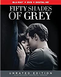 Fifty Shades of Grey (Blu-ray + DVD + Digital HD)