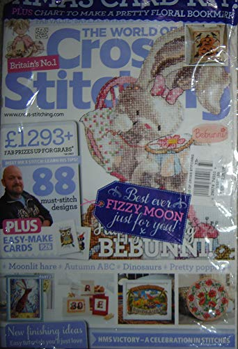 (The World of Cross Stitching Issue 233)