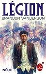 Légion  par Sanderson