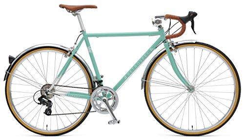 Retrospec Bicycles Kinney 14-Speed Vintage Hybrid Diamond Drop-Bar...