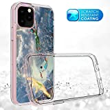 DISNEY COLLECTION Clear Case UV Printing TPU Cover iPhone 11 Pro Max 6.5 Inch Peter Pan