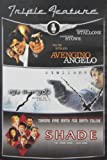 Sylvester Stallone Triple Feature (Avenging Angelo / Eye See You / Shade)