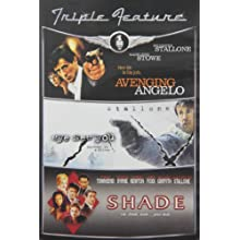 Sylvester Stallone Triple Feature (Avenging Angelo / Eye See You / Shade) (2010)