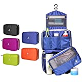 """FEATURES-Lightweight hand lifting accessible,just 6 ozDurable material:Nylon--Waterproof leakproof &Anti tearing, potable for all kinds of places.-Dimension: height 6.3""""x length 9.85""""x width 3""""(16cm x 25cm x 8cm).-Organized structure:4 pockets to..."""