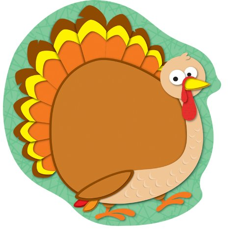 (Turkeys Cut-Outs)