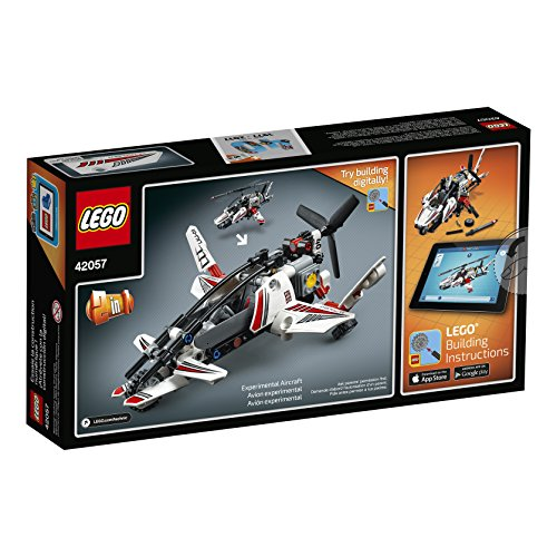 Amazon Lego Technic Ultralight Helicopter 42057 Advance