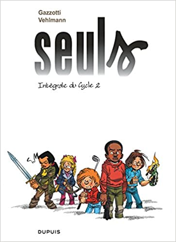 Seuls - Lintégrale - tome 2 - Seuls intégrale cycle 2