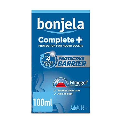 Bonjela Complete Plus 10ml - Complete Mouth Ulcer Care by reckitt benckiser