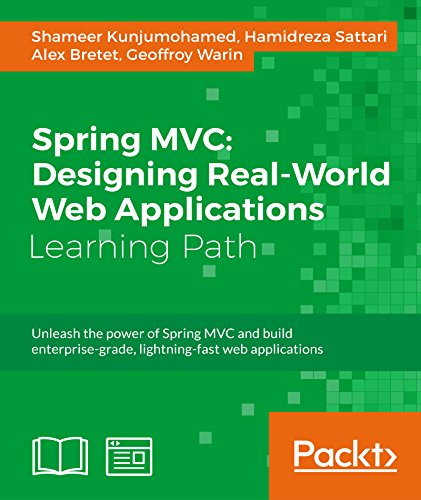 Spring MVC Designing Real World Applications ebook