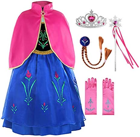ReliBeauty Little Girls Princess Costume product image
