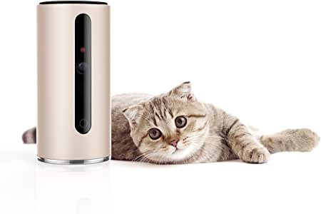 PETKIT SPCGY Smart Wi-Fi Video Pet Monitor