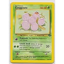 Pokemon Jungle Common Card #52/64 Exeggcute