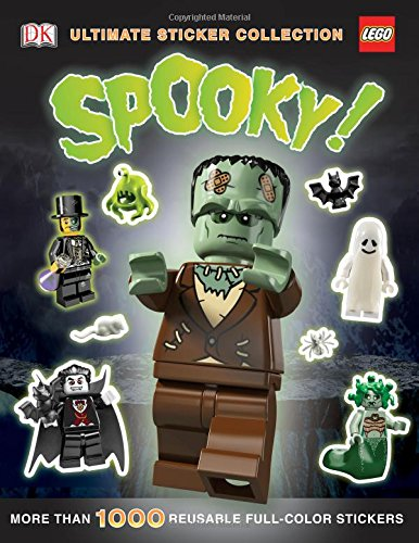 Ultimate Sticker Collection: LEGO Spooky! (Ultimate Sticker Collections) (Halloween Ultimate)