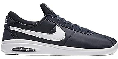 NIKE SB AIR Max Bruin VPR TXT Mens Fashion Sneakers AA4257 400_10 ObsidianWhite White White