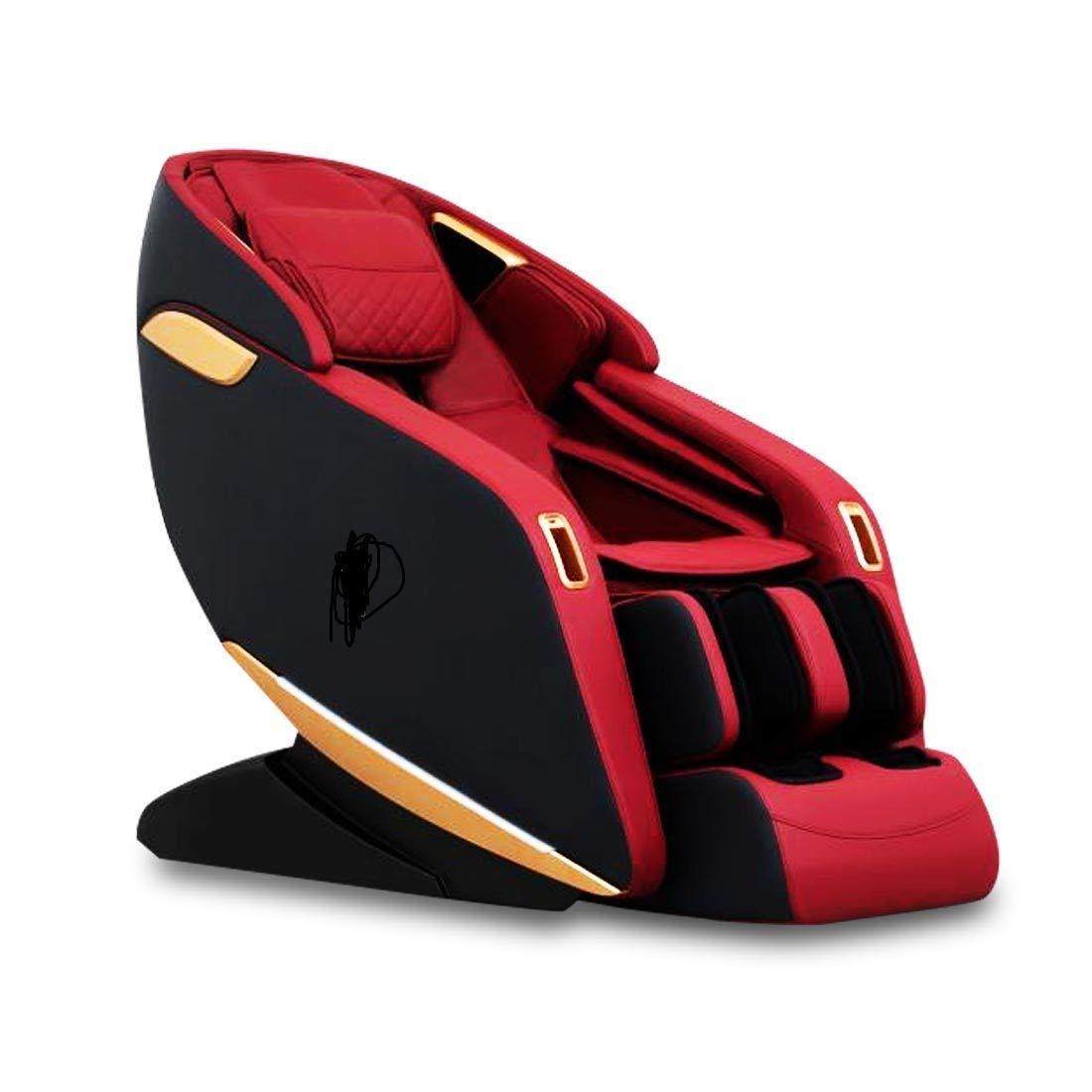 SOBO 3D Latest AI Intelligence Voice Control SL-Track Thai Yoga Stretch Zero Gravity Full Body Shiatsu Heating with Foot Massage