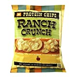 BariatricPal Protein Potato Chips - Ranch Crunch (7-Pack)