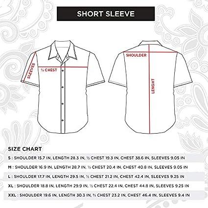 Premium Short Sleeve Naresh Indo Batik Shirt