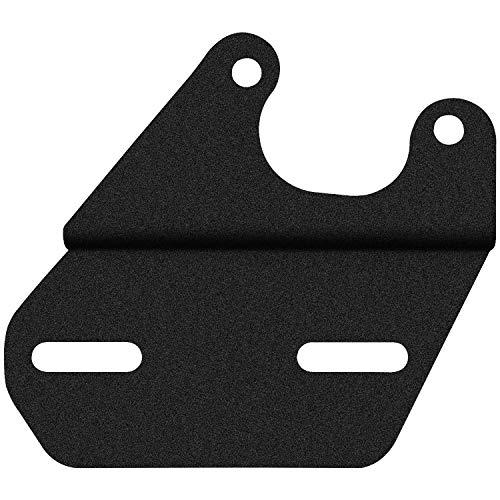 Yoursme Universal Tach/Hour Meter Mounting Bracket Black for EU1000I EU2000I & EU2200I Honda - Bracket Mounting Tach