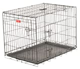 Cheap Lucky Dog 2 Door Dog Kennel (30-inch)